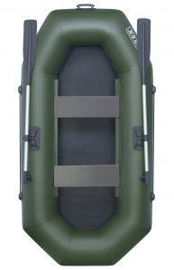 Лодка ПВХ Urex 240 гребная надувная