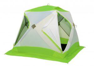 Зимняя палатка Лотос Куб 3 Классик