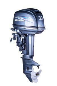 Лодочный мотор Seanovo SN30FFES (30 л.с., 2 такта)
